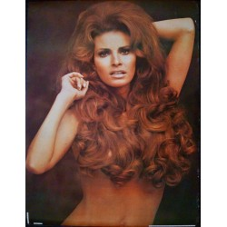Raquel Welch: Big Hair (1970)