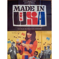 Made In USA (French Grande)
