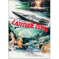 Latitude Zero (Japanese B1)