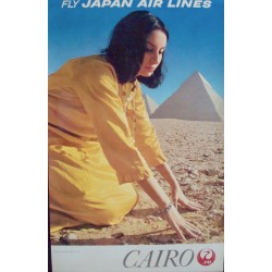 Japan Airlines Cairo (1968)