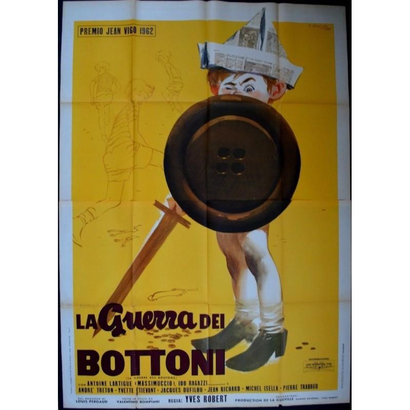 Guerre des boutons (Italian 4F)