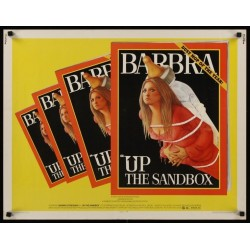 Up The Sandbox (Half sheet)