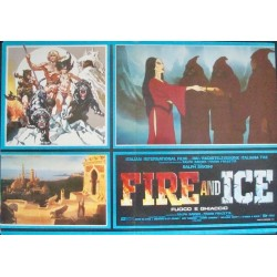 Fire And Ice (fotobusta 1)
