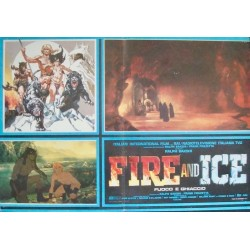 Fire And Ice (fotobusta 3)
