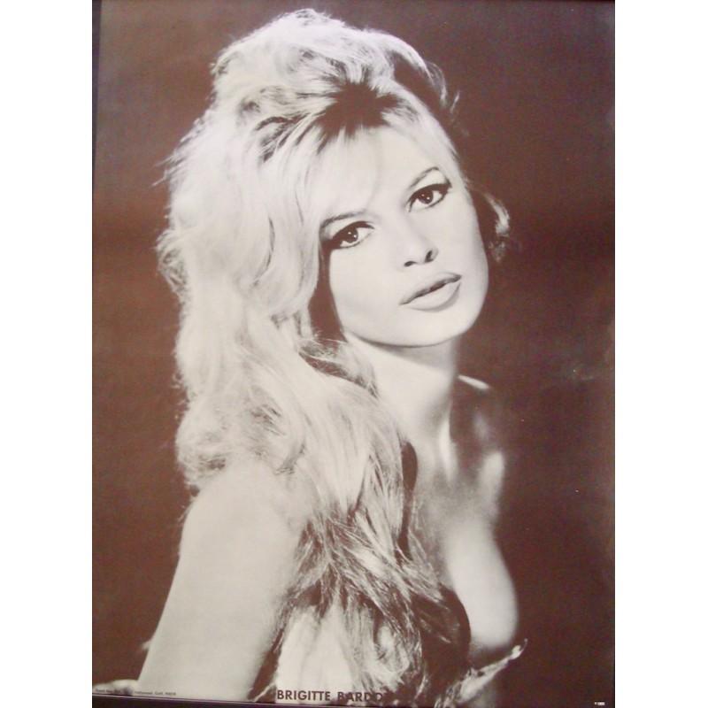 Brigitte Bardot - Personality 1969 b&w