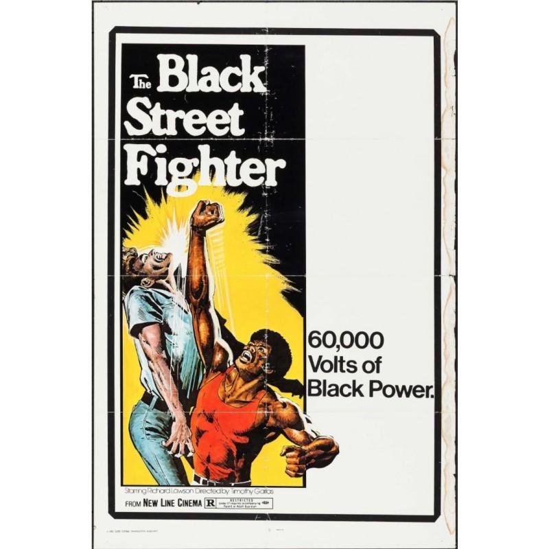 Bogard - Black Street Fighter