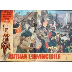Anthar The Invincible (fotobusta set of 10)