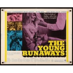 Young Runaways (Half sheet)