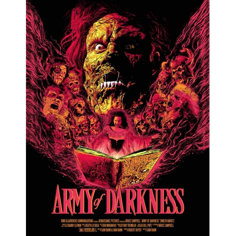 Army Of Darkness (R18)