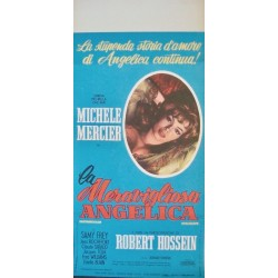 Angelique et le Roy (locandina)