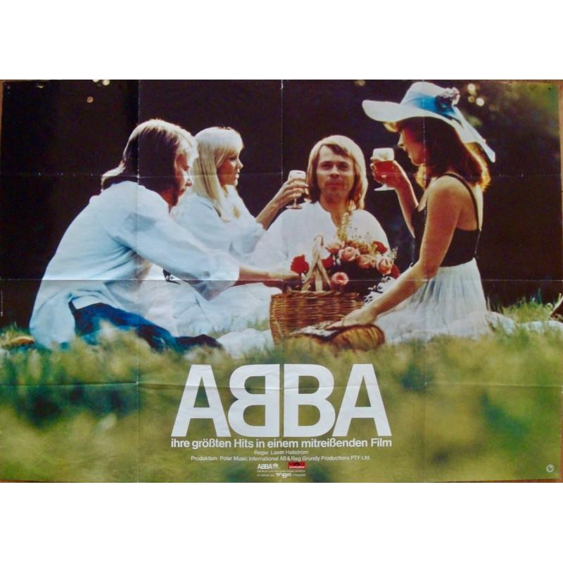 ABBA The Movie (German A0)