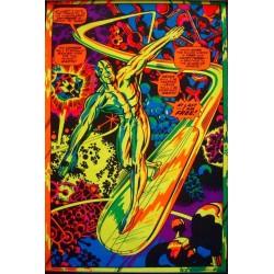 Silver Surfer - I'm Free (Marvel black light poster-10)