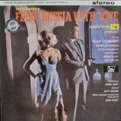 From Russia With Love OST