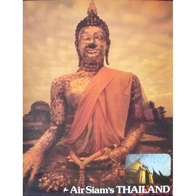 Air Siam: Thailand (1970)