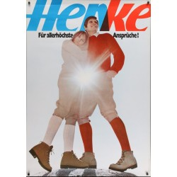 Henke Mountain Footwear (1969)