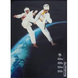 Barcelona 1992 Olympics Karate