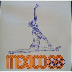 Mexico 1968 Olympics: Gymnastics Floor