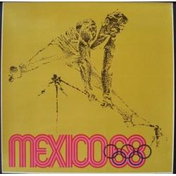 Mexico 1968 Olympics: Gymnastics Bars