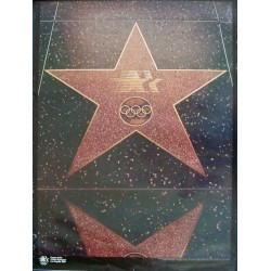 Los Angeles 1984 Olympics: Star Walk Of Fame