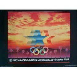 Los Angeles 1984 Olympics: Games Of The 23rd Olympiad