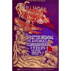 Chambers Brothers - Fillmore West BG132