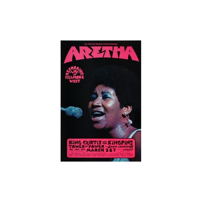 Aretha Franklin - Fillmore West BG 272