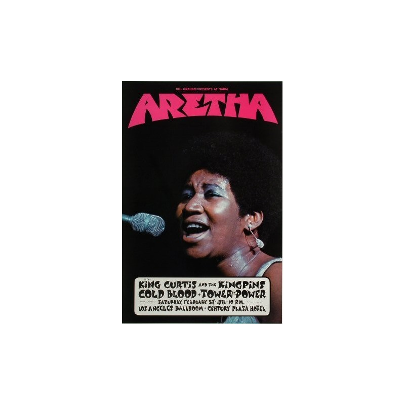 Aretha Franklin - Los Angeles BG 272A