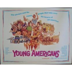 Young Americans (half sheet)