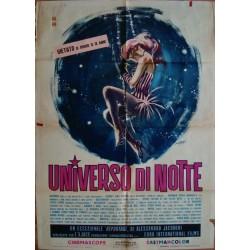 Universo di notte (Italian 2F)