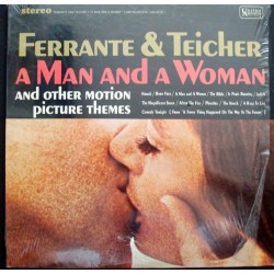 Man And A Woman LP...