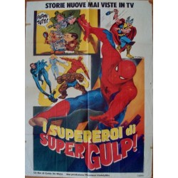 Supergulp: The Superheroes (Italian 2F)