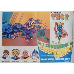 Supergulp: Thor (fotobusta 3)