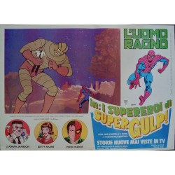 Supergulp: Spiderman (fotobusta 2)