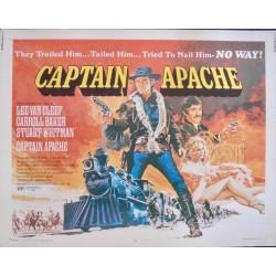 Captain Apache (half sheet)