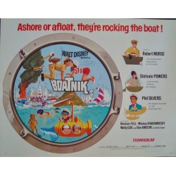 Boatniks (half sheet)