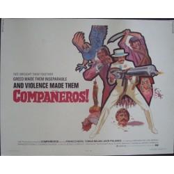 Companeros (half sheet)