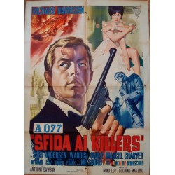Agent 077: Killers Are Challenged (Italian 2F)