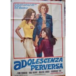 Adolescente pervertie (Italian 4F)