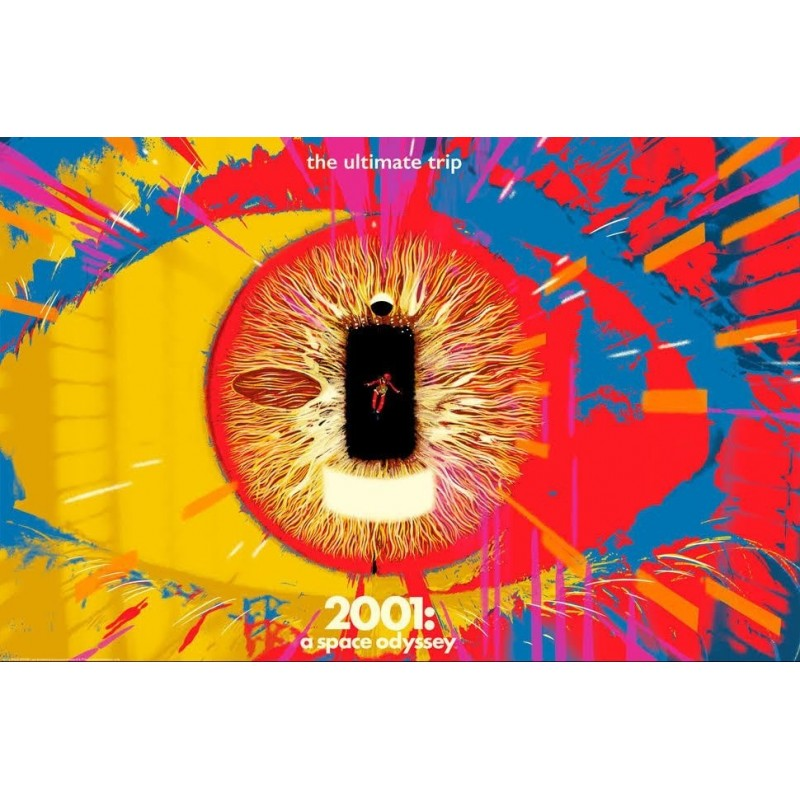 2001 A Space Odyssey (R2018 variant)