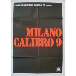 Caliber 9 - Milano calibro 9 (Italian 2F dayglo)