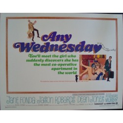 Any Wednesday (half sheet)