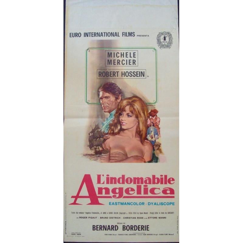 Angelique: Indomptable (locandina)