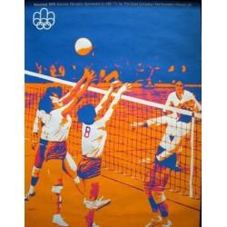 Montreal 1976 Olympics...