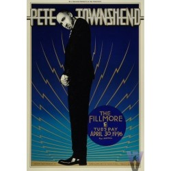 Pete Townshend: Fillmore 1996