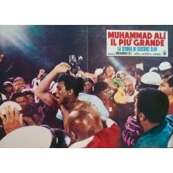 Muhammad Ali The Greatest (fotobusta set of 8)