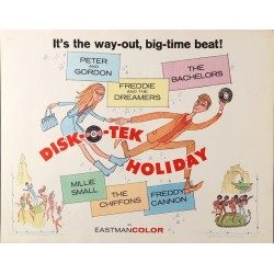 Disk-O-Tek Holiday (half sheet)