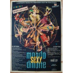 Mondo Sexuality (Italian 2F)
