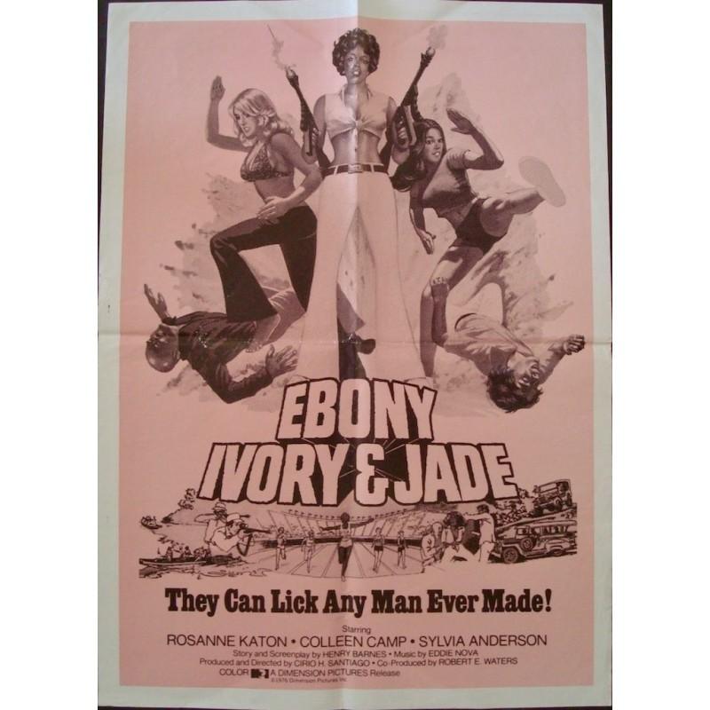 Ebony Ivory And Jade