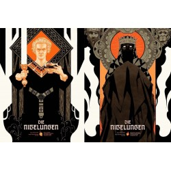 Die Nibelungen (Mondo R2018 set of 2)