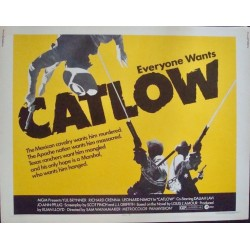 Catlow (half sheet)
